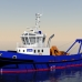 Construction of new tug started.